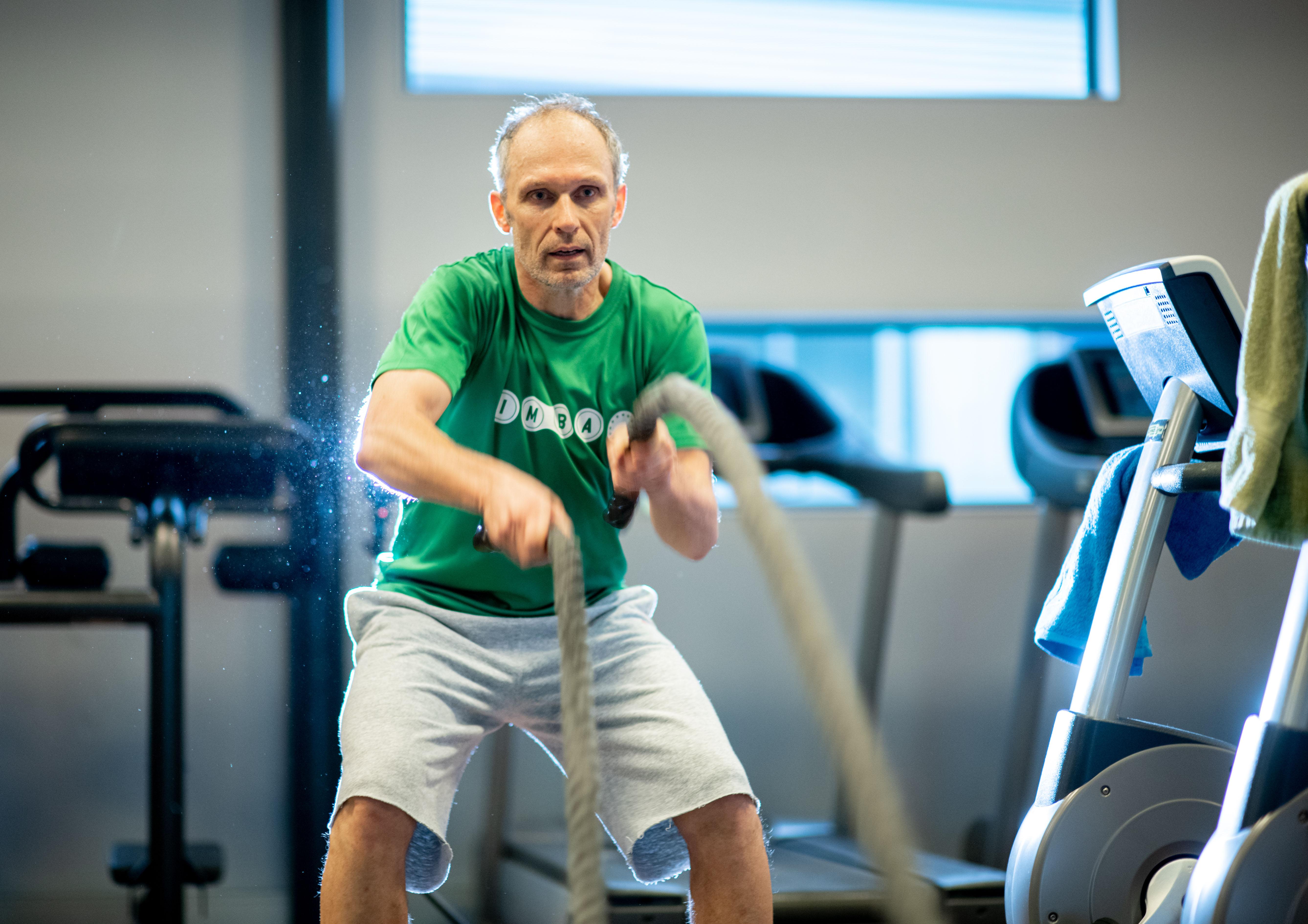 workout Warnsveld fitness