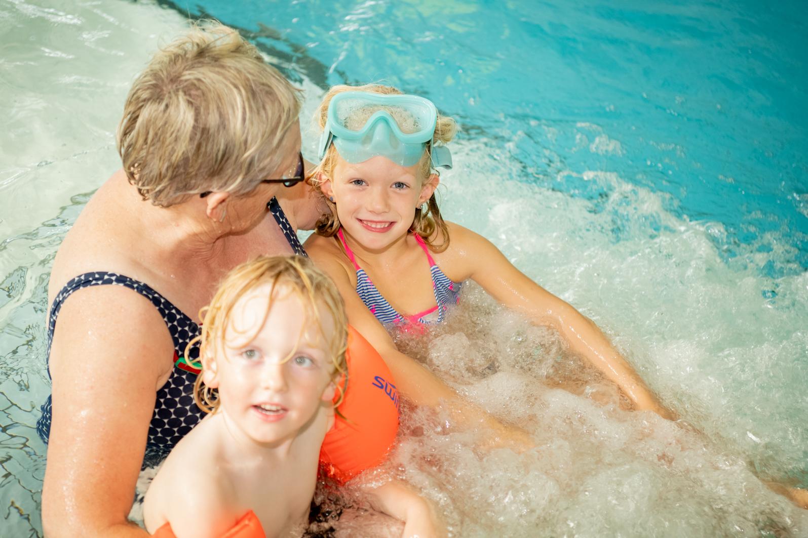 Zwem plezier